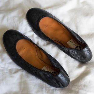 Lanvin Classic Ballerina Flats